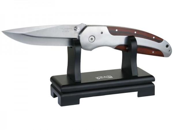 Herbertz Riesen-Messer, inklusive Holzständer,