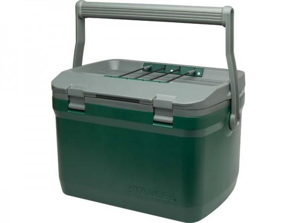 Stanley Adventure Kühlbox, 15,1 Liter Fassungsvermögen,, grün, doppelwandige Schaum-Isolation
