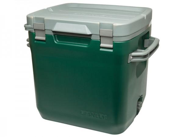 Stanley ADVENTURE COOLER Kühlbox, grün, Ablasshahn,, 28.3 Liter Fassungsvermögen, doppelwandige Scha