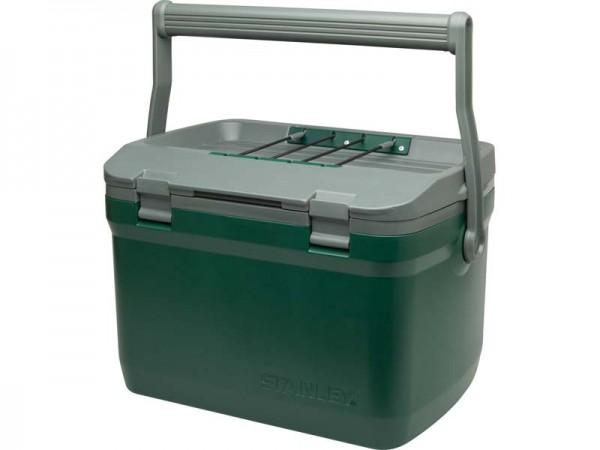 Stanley ADVENTURE COOLER 15,1 Liter, Kühlbox, grün,, doppelwandige Schaum-Isolation